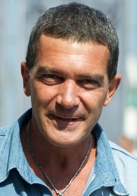 Antonio Banderas auf dem San Sebastian Film Festival zu &quot;Der Gestiefelte Kater&quot;