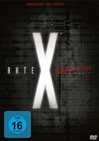 Akte X - Complete Box