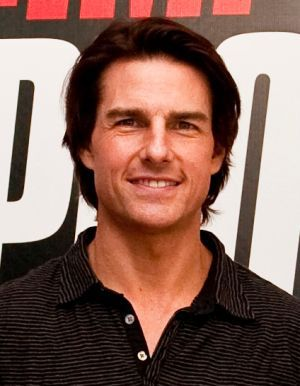 "Tom Cruise bei der Presskonference zu ""Mission: Impossible - Phantom Protokoll"" in Dubai"