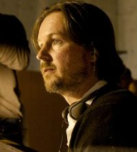Matt Reeves am Set des Horror-Films