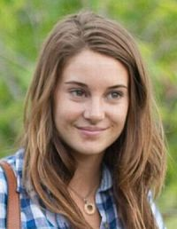 Shailene Woodley in 