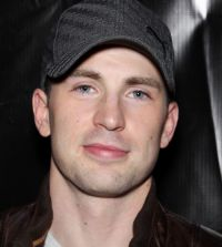 Chris Evans auf der New York Comic Con