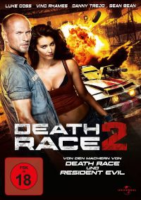Death Race 2 - Steelbook