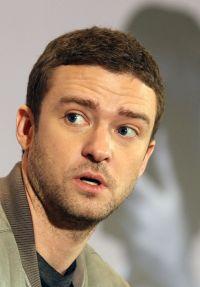 Justin Timberlake in Berlin