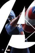 Chris Evans stößt als Captain America zu den Avengers