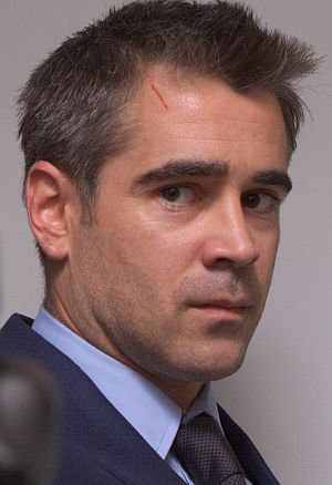 "Colin Farrell in ""London Boulevard"""
