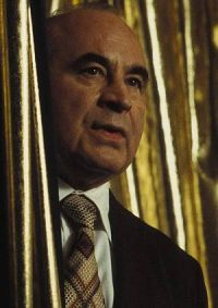 Bob Hoskins in Beyond the Sea