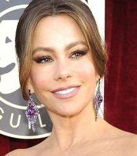 Sofia Vergara bei Screen Actors Guild Awards 2012