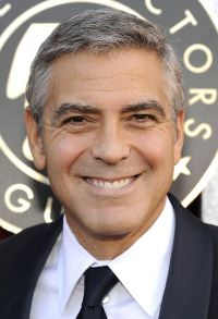 George Clooney bei Screen Actors Guild Awards 2012