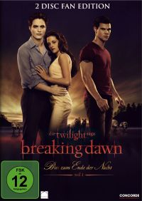 Twilight Saga: Breaking Dawn - Bis(s) zum Ende der Nacht (Teil 1) (2-Disc Fan Edition)
