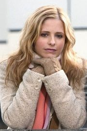 "Ex-Buffy Star Sarah Michelle Gellar in ""The Grudge"""