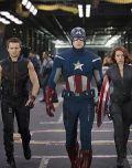 Captain America muss mit den Avengers die Welt retten
