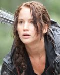 "Jennifer Lawrence in ""The Hunger Games - Die Tribute von Panem"""