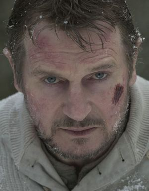 "Liam Neeson in ""The Grey - Unter Wölfen"""