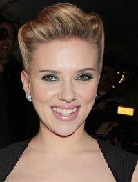 Scarlett Johansson auf der Weltpremiere von
