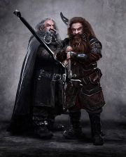 John Callen und Peter Hambleton in &quot;Der Hobbit - eine unerwartete Reise&quot;