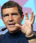 """Antonio Banderas auf der Pressekonferenz zu """"Haywire"""""""