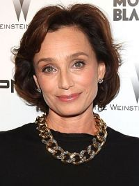 Kristin Scott Thomas auf dem &quot;Doha Tribeca Film Festival&quot;