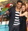 Elyas M'Barek mit Josefine Preu auf der Premiere von &quot;Trkisch fr Anfnger&quot;