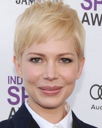 Michelle Williams bei den Independent Spirit Awards 2012