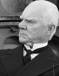 Malcolm McDowell in