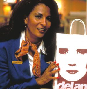 "Pam Grier in ""Jackie Brown"""