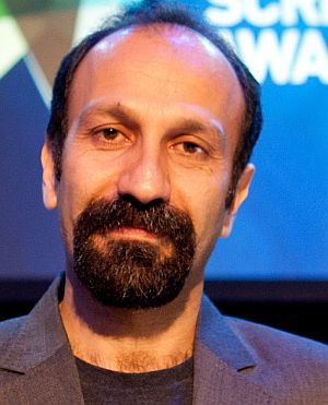 "Asghar Farhadi bei den ""Asia Pacific Screen Awards 2011"""