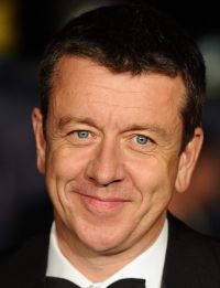 "Peter Morgan auf dem ""55th BFI London Film Festival"""