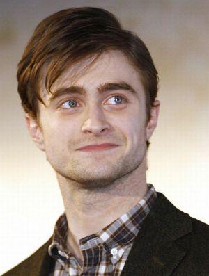 """Daniel Radcliffe auf der Concorde Tradeshow in München anlässlich von """"Die Frau in Schwarz"""""""