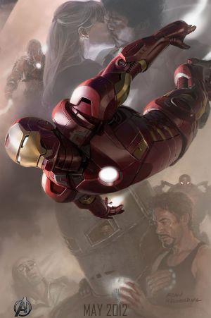 Iron Man wird vom Einzelkämpfer zum Mitglied der Avengers