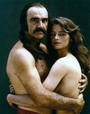 "Sean Connery in ""Zardoz"""