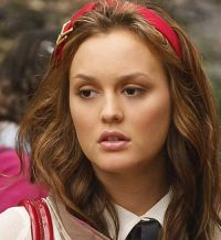 "Leighton Meester in ""Gossip Girl"""