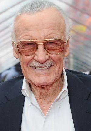 """Stan Lee auf der """"Avengers""""-Weltpremiere"""