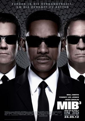 Men in Black 3 (3D)