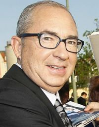 "Barry Sonnenfeld auf der ""Men in Black 3 (3D)""-Premiere in Berlin"