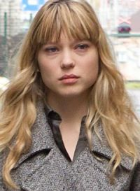 "Léa Seydoux in ""Mission: Impossible - Phantom Protokoll"""