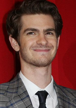 "Andrew Garfield auf der ""Amazing Spider-Man""-Premiere in Berlin"