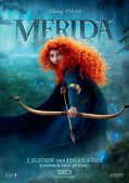 Merida - Legende der Highlands (3D)