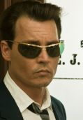 "Johnny Depp in ""Rum Diary"""