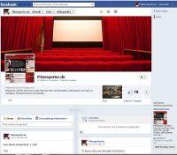 Filmreporter.de auf Facebook: