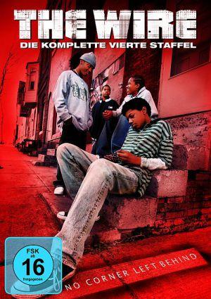 The Wire - Die komplette 4. Staffel