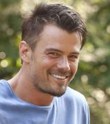 "Josh Duhamel am Set von ""Safe Haven"""