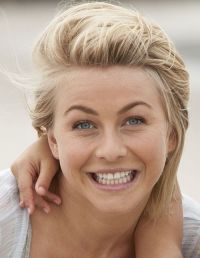 "Julianne Hough am Set von ""Safe Haven"""