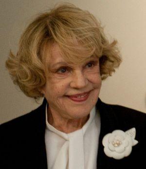 """Jeanne Moreau ist """"Eine Dame in Paris"""""""