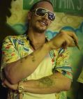 "Stoned: James Franco in ""Spring Breakers"""