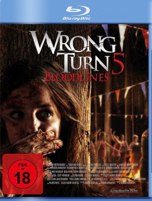 Wrong Turn 5: Bloodlines - Cast & Crew