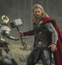 Chris Hemsworth in
