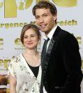 Synchronsprecher Josefinde Preuß und Raúl Richter auf der Deutschlandpremiere