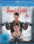 Hänsel & Gretel: Hexenjäger - 3D