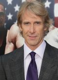 "Michael Bay auf der Premiere in Miamy von ""Pain & Gain"""